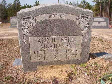 MCKINNEY, ANNIE BELL - Nevada County, Arkansas | ANNIE BELL MCKINNEY - Arkansas Gravestone Photos