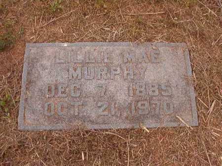 MURPHY, LILLIE MAE - Nevada County, Arkansas | LILLIE MAE MURPHY - Arkansas Gravestone Photos