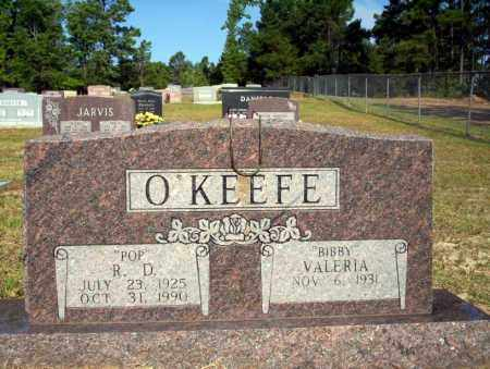 O'KEEFE, R.D. - Nevada County, Arkansas | R.D. O'KEEFE - Arkansas Gravestone Photos