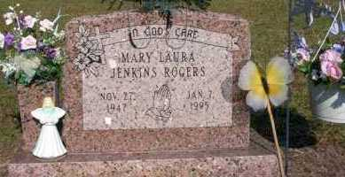 ROGERS, MARY LAURA - Nevada County, Arkansas | MARY LAURA ROGERS - Arkansas Gravestone Photos