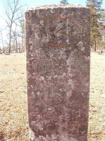 SCOTT, ELIZABETH JANE - Nevada County, Arkansas | ELIZABETH JANE SCOTT - Arkansas Gravestone Photos