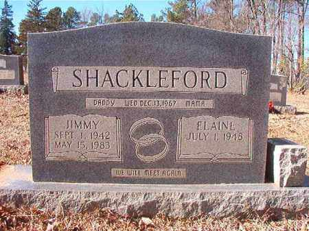 SHACKLEFORD, JIMMY - Nevada County, Arkansas | JIMMY SHACKLEFORD - Arkansas Gravestone Photos