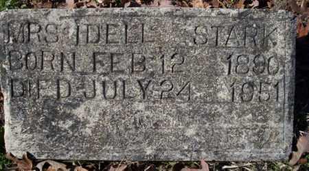 STARK, MRS. IDELL - Nevada County, Arkansas | MRS. IDELL STARK - Arkansas Gravestone Photos