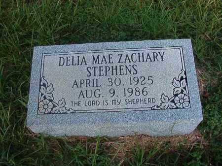 STEPHENS, DELIA MAE - Nevada County, Arkansas | DELIA MAE STEPHENS - Arkansas Gravestone Photos