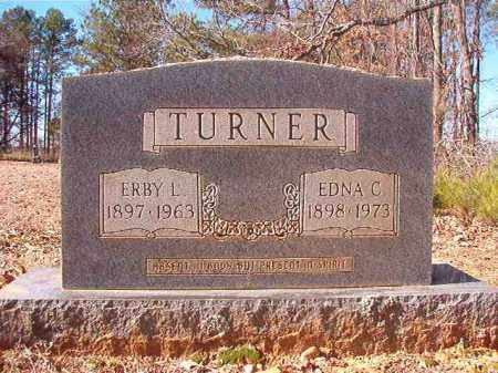 TURNER, ERBY L - Nevada County, Arkansas | ERBY L TURNER - Arkansas Gravestone Photos