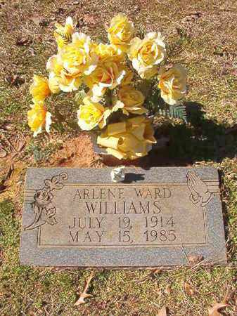 WARD WILLIAMS, ARLENE - Nevada County, Arkansas | ARLENE WARD WILLIAMS - Arkansas Gravestone Photos