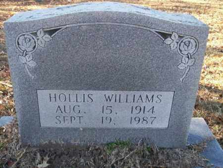 WILLIAMS, HOLLIS - Nevada County, Arkansas | HOLLIS WILLIAMS - Arkansas Gravestone Photos
