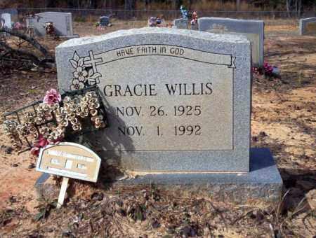 WILLIS, GRACIE - Nevada County, Arkansas | GRACIE WILLIS - Arkansas Gravestone Photos