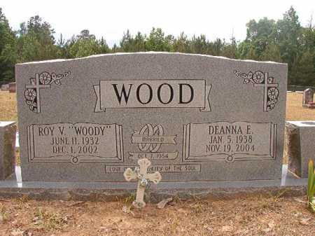 "WOOD, ROY V ""WOODY"" - Nevada County, Arkansas 