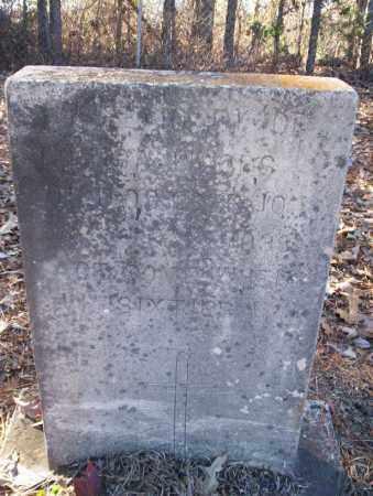 WOODS, LOUISA - Nevada County, Arkansas | LOUISA WOODS - Arkansas Gravestone Photos