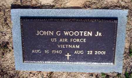 WOOTEN (VETERAN VIET), JOHN G - Nevada County, Arkansas | JOHN G WOOTEN (VETERAN VIET) - Arkansas Gravestone Photos