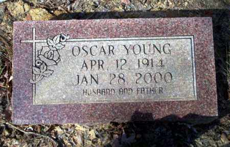 YOUNG, OSCAR - Nevada County, Arkansas | OSCAR YOUNG - Arkansas Gravestone Photos