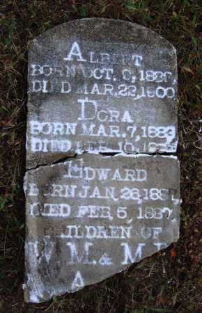 ADAMS, EDWARD - Newton County, Arkansas | EDWARD ADAMS - Arkansas Gravestone Photos