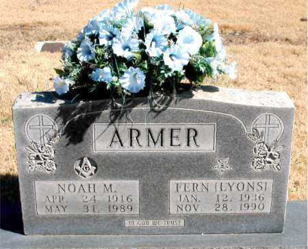 ARMER, FERN - Newton County, Arkansas | FERN ARMER - Arkansas Gravestone Photos