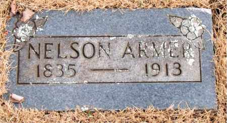 ARMER, NELSON - Newton County, Arkansas | NELSON ARMER - Arkansas Gravestone Photos