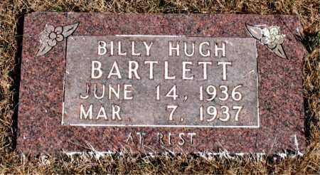 BARTLETT, BILLY HUGH - Newton County, Arkansas | BILLY HUGH BARTLETT - Arkansas Gravestone Photos