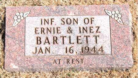 BARTLETT, INFANT SON - Newton County, Arkansas | INFANT SON BARTLETT - Arkansas Gravestone Photos