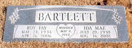 BARTLETT, IDA MAE - Newton County, Arkansas | IDA MAE BARTLETT - Arkansas Gravestone Photos