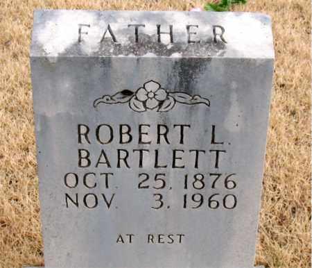BARTLETT, ROBERT L. - Newton County, Arkansas | ROBERT L. BARTLETT - Arkansas Gravestone Photos
