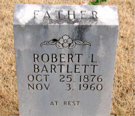 BARTLETT, ROBERT L. - Newton County, Arkansas | ROBERT L. BARTLETT - Arkansas Gravestone Photos