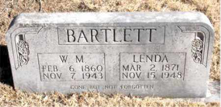 BARTLETT, LENDA - Newton County, Arkansas | LENDA BARTLETT - Arkansas Gravestone Photos