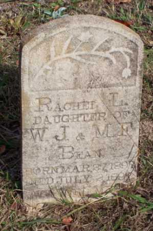 BEAN, RACHEL L. - Newton County, Arkansas | RACHEL L. BEAN - Arkansas Gravestone Photos