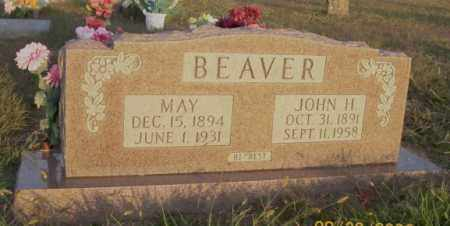 BEAVER, MAY - Newton County, Arkansas | MAY BEAVER - Arkansas Gravestone Photos