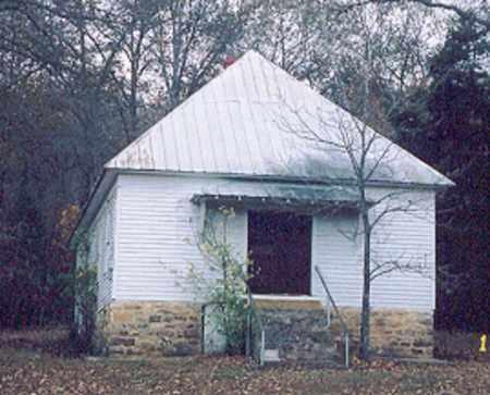 *BEECHWOOD CEMETERY CHURCH,  - Newton County, Arkansas |  *BEECHWOOD CEMETERY CHURCH - Arkansas Gravestone Photos