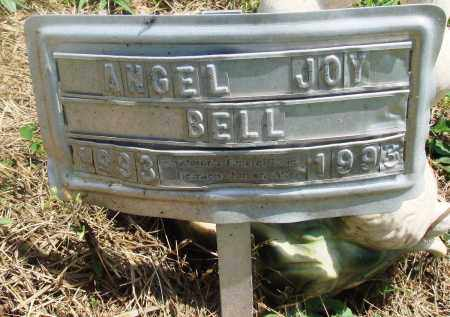BELL, ANGEL JOY - Newton County, Arkansas | ANGEL JOY BELL - Arkansas Gravestone Photos