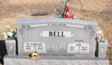 BELL, EVA - Newton County, Arkansas | EVA BELL - Arkansas Gravestone Photos