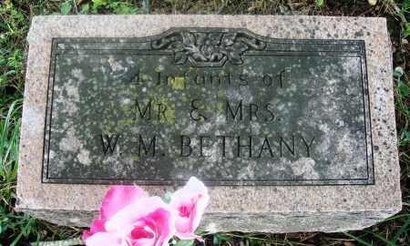 BETHANY, INFANTS - Newton County, Arkansas | INFANTS BETHANY - Arkansas Gravestone Photos