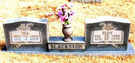 BLACKSTON, FLOY - Newton County, Arkansas | FLOY BLACKSTON - Arkansas Gravestone Photos