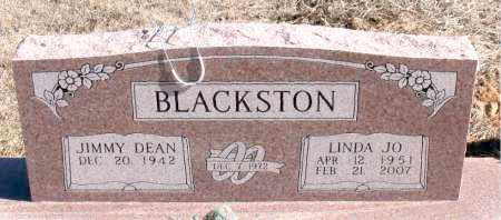 BLACKSTON, LINDA JO - Newton County, Arkansas | LINDA JO BLACKSTON - Arkansas Gravestone Photos