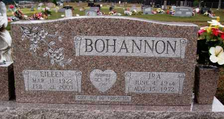 BOHANNON, IRA - Newton County, Arkansas | IRA BOHANNON - Arkansas Gravestone Photos