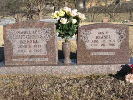 BRASEL, MABEL LEE - Newton County, Arkansas | MABEL LEE BRASEL - Arkansas Gravestone Photos