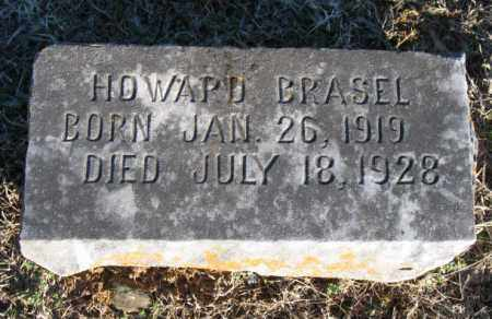 BRASEL, HOWARD - Newton County, Arkansas | HOWARD BRASEL - Arkansas Gravestone Photos