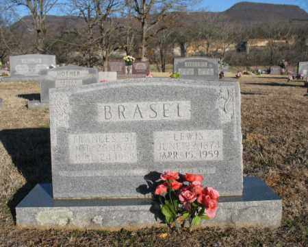 BRASEL, LEWIS - Newton County, Arkansas | LEWIS BRASEL - Arkansas Gravestone Photos