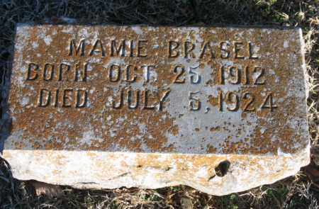 BRASEL, MAMIE - Newton County, Arkansas | MAMIE BRASEL - Arkansas Gravestone Photos