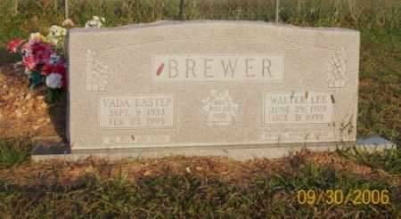 BREWER, WALTER LEE - Newton County, Arkansas | WALTER LEE BREWER - Arkansas Gravestone Photos