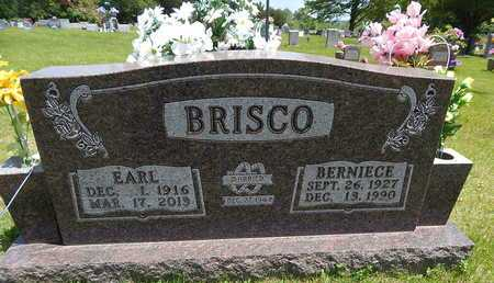 BRISCO, BERNIECE - Newton County, Arkansas | BERNIECE BRISCO - Arkansas Gravestone Photos