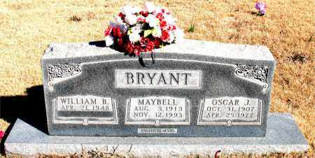 BRYANT, OSCAR J. - Newton County, Arkansas | OSCAR J. BRYANT - Arkansas Gravestone Photos