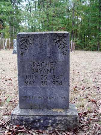 BRYANT, RACHEL - Newton County, Arkansas | RACHEL BRYANT - Arkansas Gravestone Photos