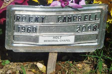 CAMPBELL, ROCKY - Newton County, Arkansas | ROCKY CAMPBELL - Arkansas Gravestone Photos