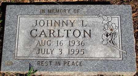 CARLTON, JOHNNY L. - Newton County, Arkansas | JOHNNY L. CARLTON - Arkansas Gravestone Photos