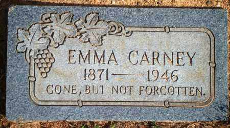 CARNEY, EMMA - Newton County, Arkansas | EMMA CARNEY - Arkansas Gravestone Photos