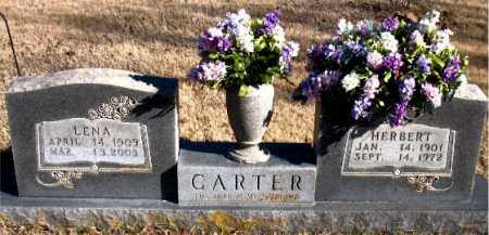 CARTER, HERBERT - Newton County, Arkansas | HERBERT CARTER - Arkansas Gravestone Photos