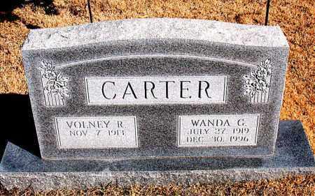 CARTER, WANDA G. - Newton County, Arkansas | WANDA G. CARTER - Arkansas Gravestone Photos