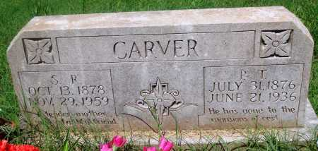OWEN CARVER, SARAH ROSA - Newton County, Arkansas | SARAH ROSA OWEN CARVER - Arkansas Gravestone Photos