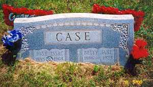 EASTEP CASE, BETTY JANE - Newton County, Arkansas | BETTY JANE EASTEP CASE - Arkansas Gravestone Photos