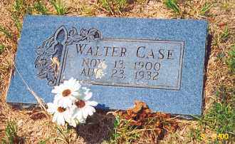 CASE, WALTER - Newton County, Arkansas | WALTER CASE - Arkansas Gravestone Photos